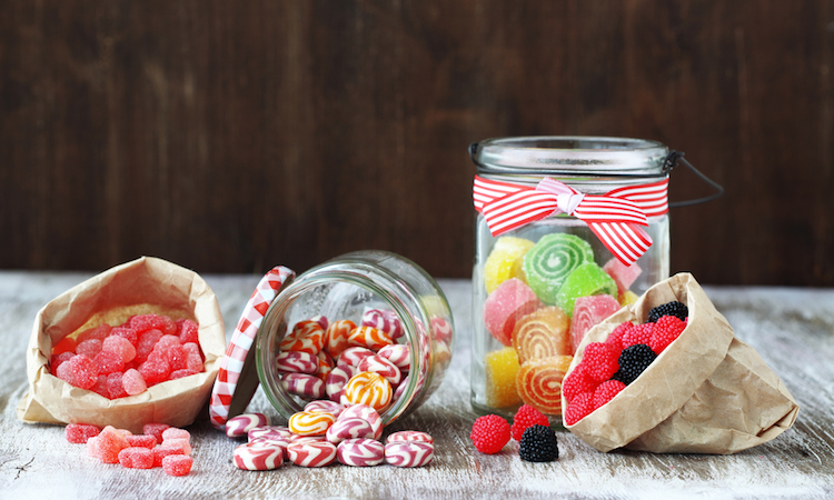 5 Tips for Curbing Your Candy Consumption
