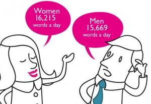 women talking stats
