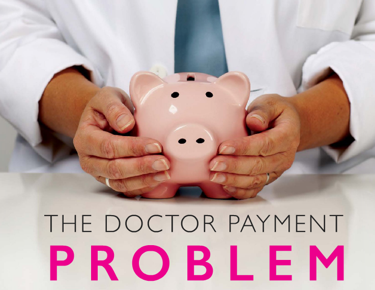doctor payment issues
