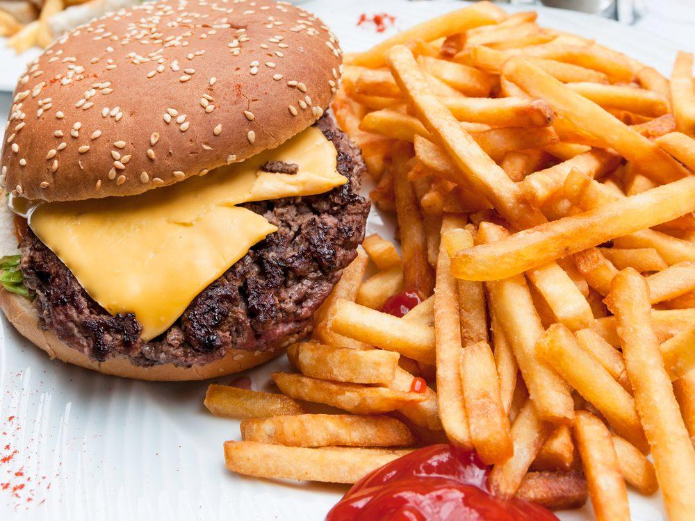 fast food still unhealthy