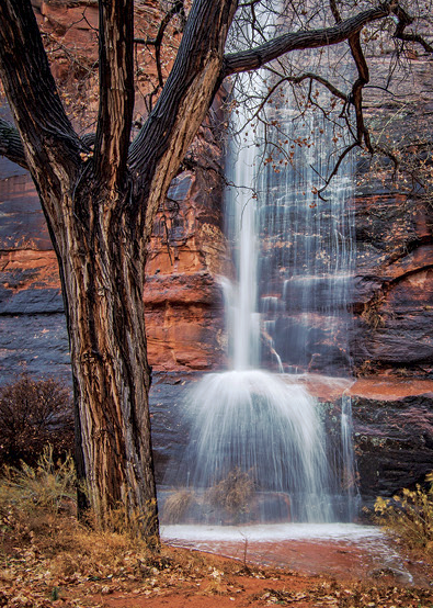 photo waterfall wesley aston