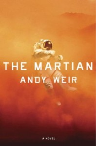 The martian book weir