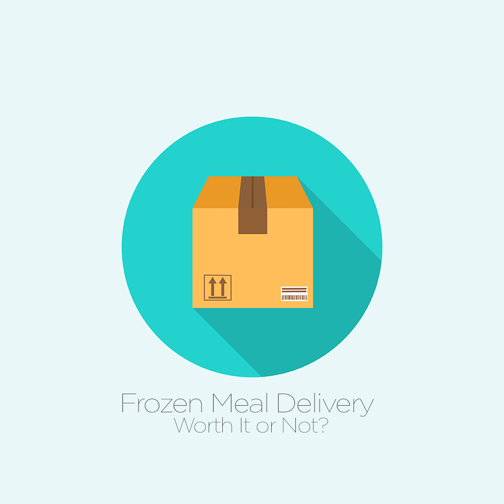 meal delivery frozen