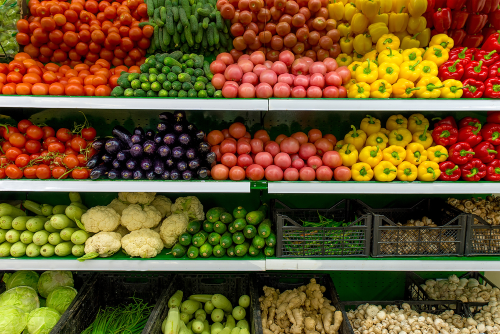 expensive produce costs diet