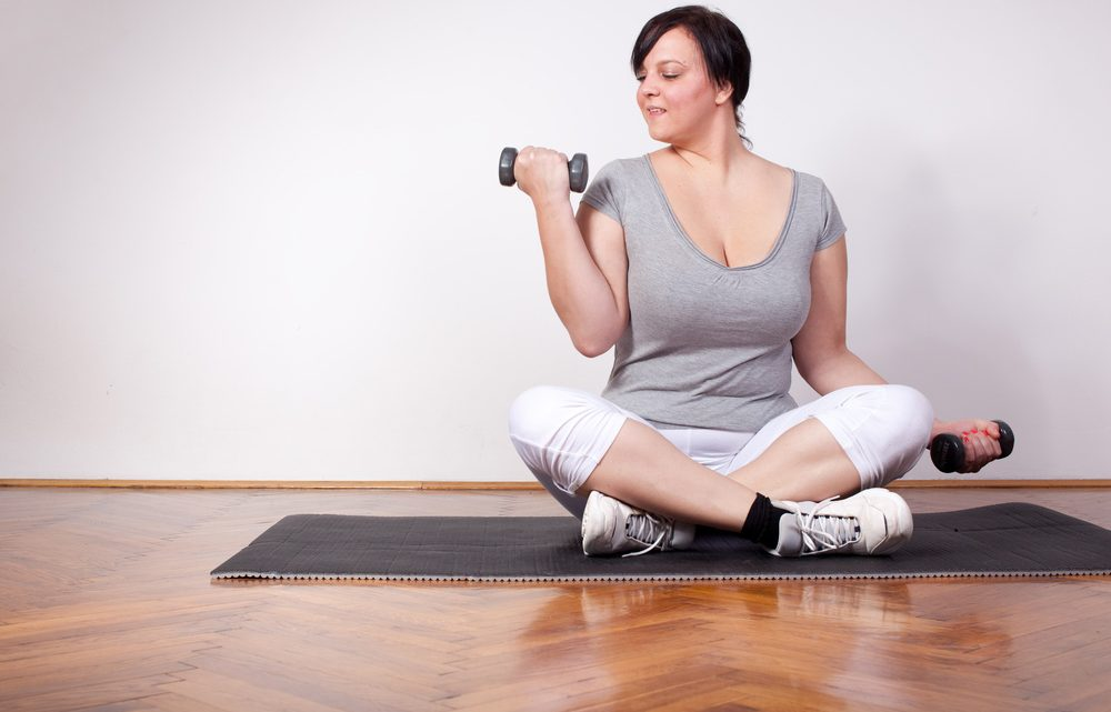 overweight fitness tips