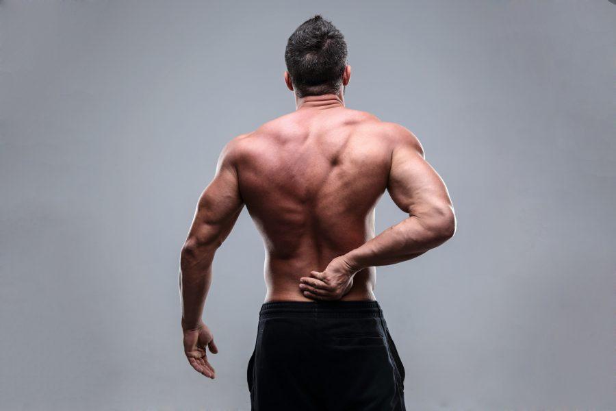 post workout soreness