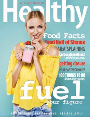 Healthy Magazine Digital