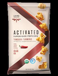 tandoori popcorn