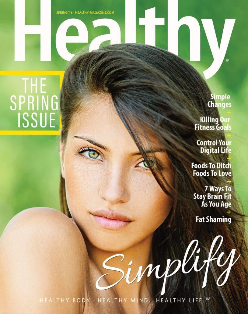 Healthy Magazine Spring 2018